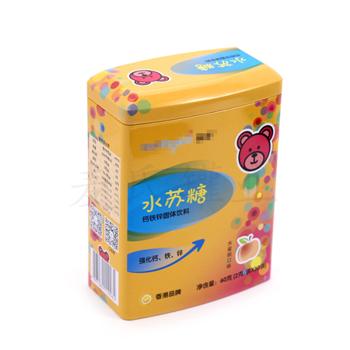创意马口竞博jbo亚洲第一电竞平台设计|儿童钙铁锌固体饮料竞博jbo亚洲第一电竞平台|定制营养食品礼盒