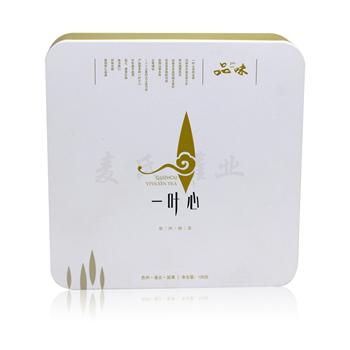 白茶马口竞博jbo亚洲第一电竞平台|正方形绿茶竞博jbo亚洲第一电竞平台定做|茶叶铁皮盒加工