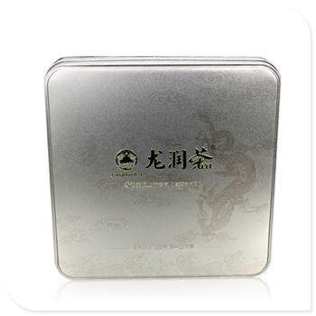方形茶叶竞博jbo亚洲第一电竞平台|供应保健茶金属盒|马口铁饼干盒定制