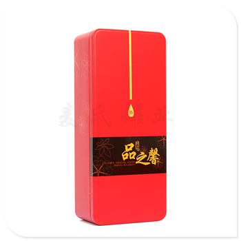 茶叶铁盒子|红茶铁盒供应商|铁质茶叶罐-长方形红茶图片