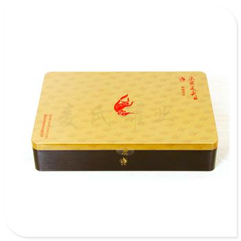 茶叶盒 方形毛尖茶叶竞博jbo亚洲第一电竞平台 定制茶叶礼盒