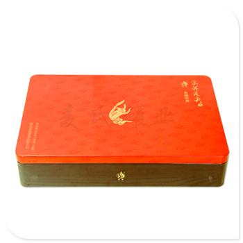毛尖茶叶竞博jbo亚洲第一电竞平台 马口铁茶叶罐 厂家生产茶叶盒子