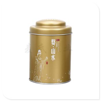 云雾茶叶竞博jbo亚洲第一电竞平台 圆形食品盒供应 金属盒生产加工