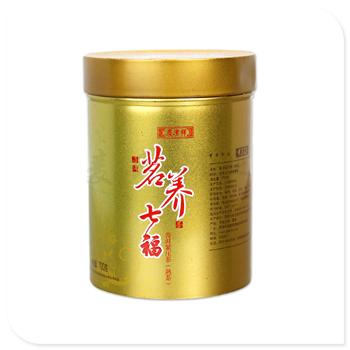 圆形普洱茶竞博jbo亚洲第一电竞平台|定制茶叶竞博jbo亚洲第一电竞平台盒|金属食品盒生产