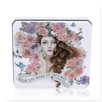 化妆品套装竞博jbo亚洲第一电竞平台|马口铁眼影盒供应|定制礼品收纳盒子