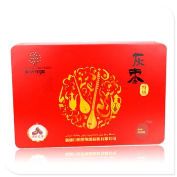 红枣竞博jbo亚洲第一电竞平台 厂家生产红枣金属盒 铁质农产品盒订做