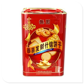 750克什锦饼干竞博jbo亚洲第一电竞平台