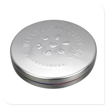 无印刷坚果竞博jbo亚洲第一电竞平台|圆形月饼竞博jbo亚洲第一电竞平台盒|马口铁食品盒供应