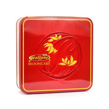 方形月饼竞博jbo亚洲第一电竞平台|红色月饼竞博jbo亚洲第一电竞平台盒|饼干铁皮罐加工定制