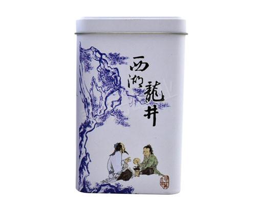 龙井茶竞博jbo亚洲第一电竞平台|青花瓷茶叶盒定做