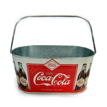 可口可乐冰桶